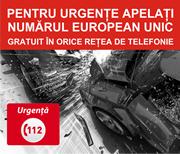 Sistemul Naţional Unic pentru Apeluri de Urgenţă